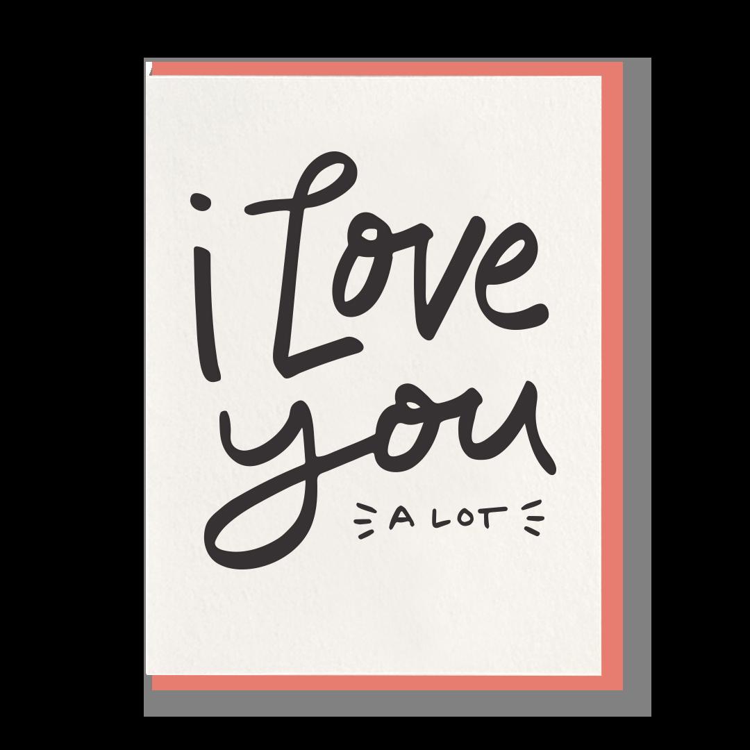 I Love You A Lot