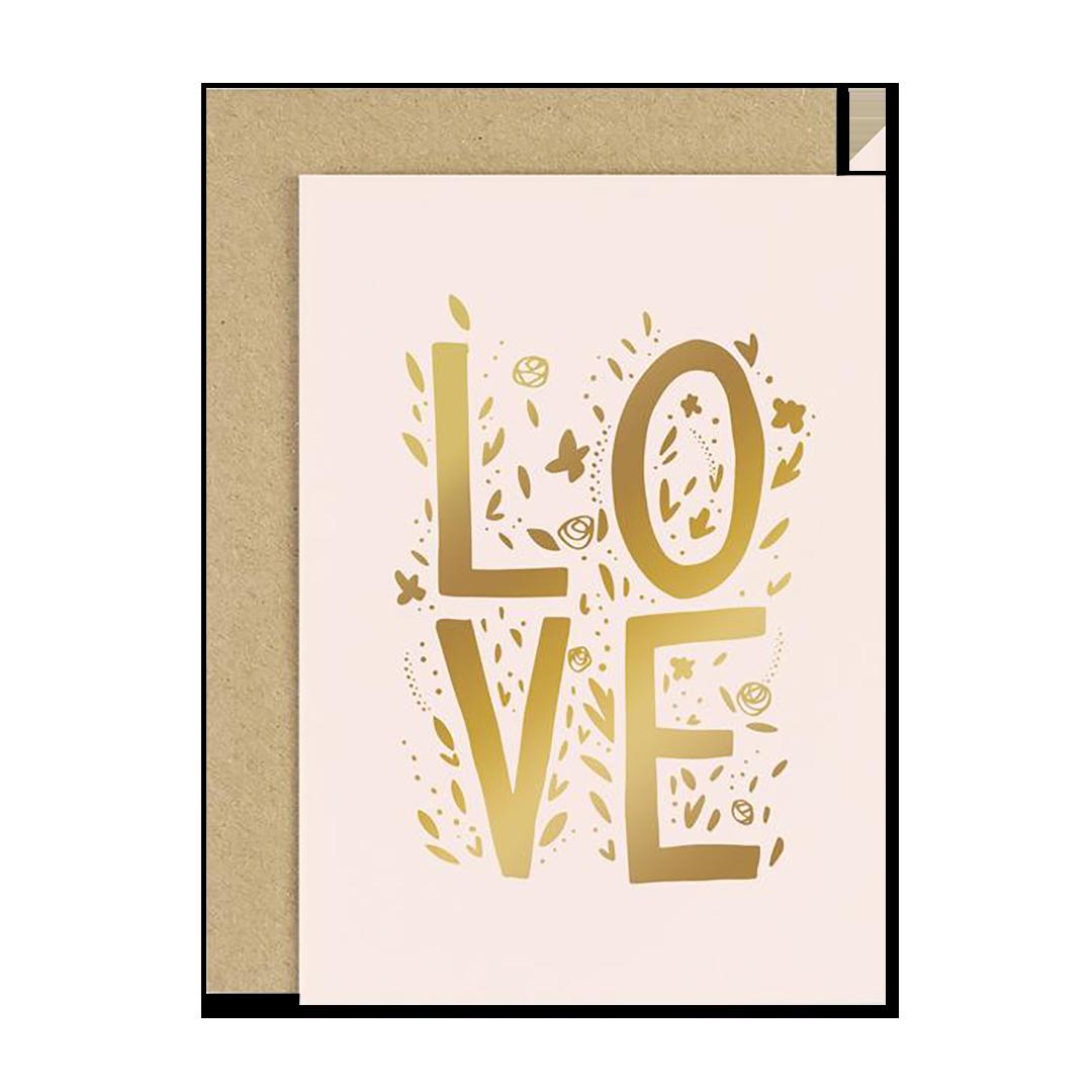 Love Letters Blush